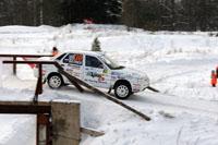 Тормозные суппорта Proma на гонках зимой